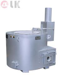 Алюминиевый сплав температуры плавления и проведение печах с использованием природного газа и электроэнергии потребление энергии