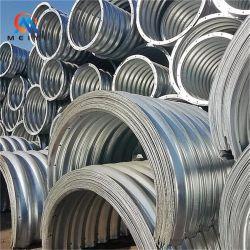 Piecetogether les produits de la construction de 200*55 Tunnel à soufflets en acier