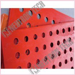 Qualität CNCc$doppelt-worktable-Bohrmaschine für Platten