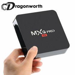 Mxq PRO Smart Caixa TV Android Amlogic S905W 1GB, 8GB 4K Android Video player decodificador de TV inteligente WiFi