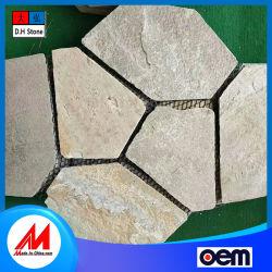 La producción profesional ultrafino de piedra de cuarzo Natural Cultural muro de piedra
