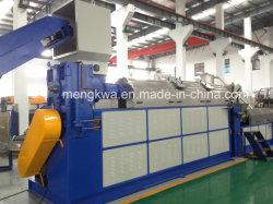 150-1000kg par heure PP PE Films sacs tissés Plast machine à granulés de recyclage