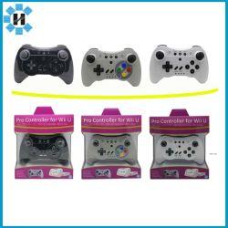 직업 Wii U를 위한 게임 관제사 Gamepad 까맣거나 백색 또는 회색 고전적인 무선 Joypad 리모트