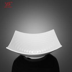 Безопасность здоровья Dinnerwaer меламина свадьбы пластмассовую чашу для микроволновой печи японского пластины и чаши