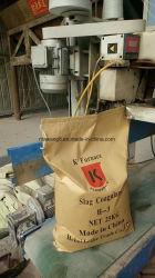 La Perlita de escoria de fundición de escoria de la arena la extracción de agente de acero hierro