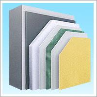 Malha de fibra de vidro usados na construção e EIFS