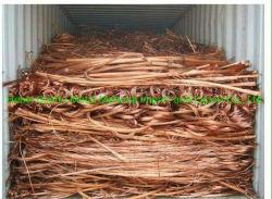 Pureza elevada desperdícios de fios de cobre de abrasão e resistentes à corrosão desperdícios de fios de cobre fonte primária