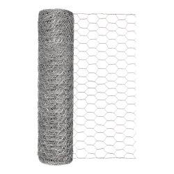 Construção Hexagonal Gi metal expandido Wire Mesh/compensação de frango
