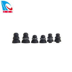 (S/M/L) 3-силиконовые наушники-вкладыши в крышки коренных подшипников Замена вкладышей - черный