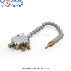 Ys Dsk-01-cinza tubo de borracha do líquido de arrefecimento de óleo flexível Mister