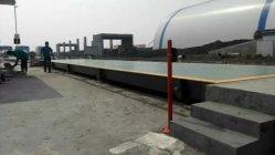 좋은 가격 최고 질 Scs80t 의 기름 가스 플랜트를 위한 3X24m 트럭 무게를 다는 가늠자