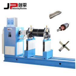 Generator Turbine Rotor Gebläse Pumpe Laufrad Motor Rotor Dynamic Balancing Maschine
