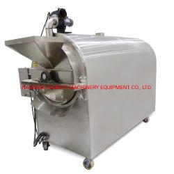 مكسرات كهربائية / غاز كوكو حبوب الفاصوليا آلة Roaster Roasting Machine 150 كجم لكل دفعة