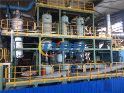 Die vollautomatische Wast Gummireifen-Maschine, zum des Reifen-Pyrolyse-Öls zu ölen verfeinern