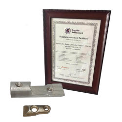 Densen 社がカスタマイズした中国精密金属鋳物 304 Silica Sol Investment Machining ステンレススチール鋳造合金鋼部品