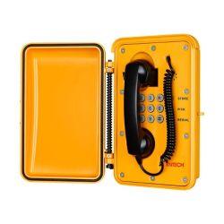هاتف سكة حديد التعدين لنفق الطوارئ الصناعية الخارجية