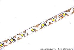 S鋭い2835SMD 60LEDs/M W/Mの高い内腔の側面の装飾の特別な芸術領域のための折り曲げられるネオン屈曲LEDの滑走路端燈
