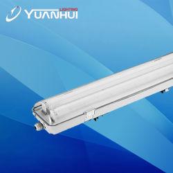 모델 Yh2, 단일/이중 튜브 18W 36W 58W 형광 삼중 조명