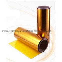코일 절연제를 위한 투명한 황금 비 필름 2mil Polyimide 절연제 필름 접착제