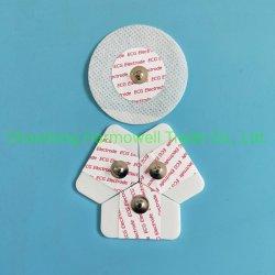 Elettrodi asciutti senza fili medici monouso di ECG