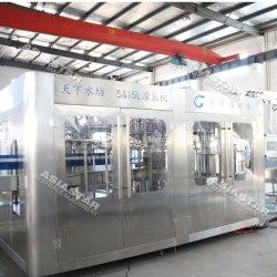 3L 5L 8L 10L 15L 18,9L Mineral totalmente automático /Primavera/máquina de embotellamiento de llenado de agua potable