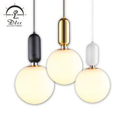 Bille de verre d'éclairage LED lumière d'intérieur moderne pour décorer la maison