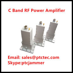 Высокая мощность РЧ Professional C диапазона усилитель
