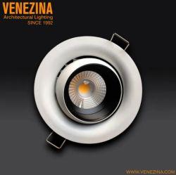 Berufsbeleuchtung Fixturer Anti-Greller vertiefter LED des hersteller-LED unten heller Reflektor justierbarer PFEILER LED Downlight R6924