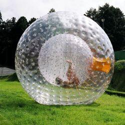 屋外の演劇のための膨脹可能なZorbの球のスポーツのゲーム