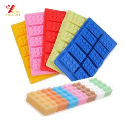 Hot vendre couleur bille personnalisé Ustensiles de cuisine de qualité alimentaire FDA cube de glace en silicone bac Bac à glace Star Wars Le bac de la glace pour des ustensiles de cuisson en silicone (YB-IC-223)