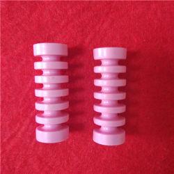 Alta resistência e rigidez de cerâmica de alumina da roda de guia para Máquinas Têxteis