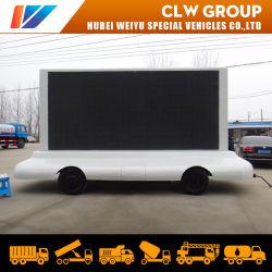 La Chine Outdoor P3 P4 P5 P6 en couleur de la publicité mobile Affichage LED de camion roadshow véhicule