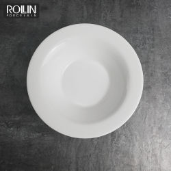 Qualitäts-billige Porzellan-Imbiss-Filterglocke-Aperitif-Filterglocke-Suppe-Filterglocke