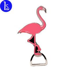 Новые разработанные Ememal Фламинго сувенирных бутылок, металлической холодильник магнита