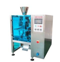 آلة تغليف رأسية كاملة الجودة وعالية الجودة في الصين بأربعة رأس معدات وزن الترسبات الكلسية لغسل المسحوق
