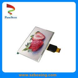 """8"""" Display IPS TFT LCD porta para o sistema de controle com 1024*600 Resolução"""