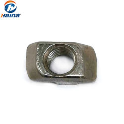 DIN1624 высокая точность пользовательских молоток из нержавеющей стали гайку крепления головки блока цилиндров T-гайку