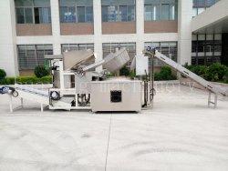 Industrielles kontinuierliches Samosa, das Maschinen-Pommes-Fritesbratpfanne brät