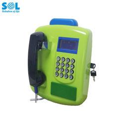2019 Payphone van de Telefoon van de Kleine Kaart Bedrijfs Openlucht van de anti-Vandaal RFID Draadloze