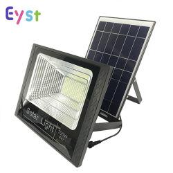 Proiettori a LED controllo remoto Dei Materiali da costruzione con proiettore a LED solare 100W ad alta potenza Solar