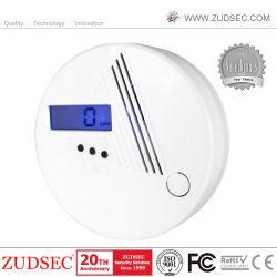 가구 품목 휴대용 자동 일산화탄소 검출기 센서, LCD 디스플레이 일산화탄소 경보, CO 검출기