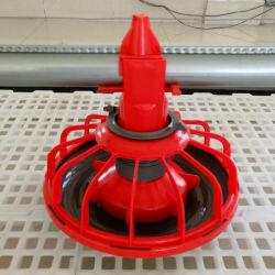 La Chine masse automatique Élever des Poulets à griller l'équipement avec système d'alimentation Pan