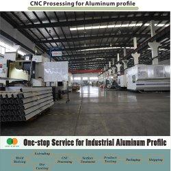 Personnalisé de haute qualité Profil en aluminium extrudé