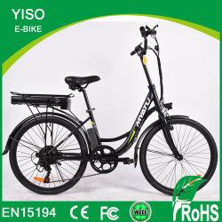 La Chine Scooters électriques de la ville en acier au carbone vélo Vélo -Batterie au lithium