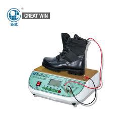 Pruebas eléctricas antiestático Shoese máquina/equipamiento (GW-023C)