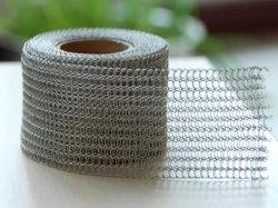 0.20-0.28 mmワイヤー直径のひだを付けられた編まれた金網