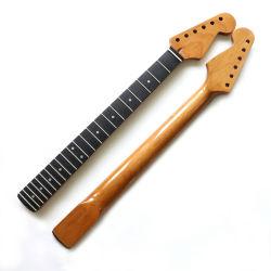 شجر القيقب ذو التشطيبات اللامعة للرقبة الجيتار لأطقم قيطار الغيتار
