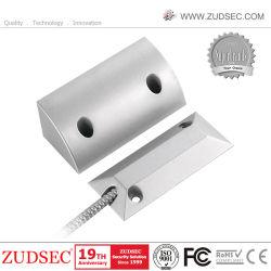 Edelstahl verdrahtete Sicherheits-Walzen-Tür-magnetische Schalter-Kontakt-Warnung für Rollen-Blendenverschluss-Gatter