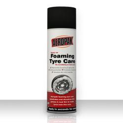 El Neumático Neumático polaco Limpiador spray limpiador de espuma limpiador