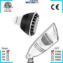 MR16 LED Austausch 4W 12V für Querformat Beleuchtungfixture